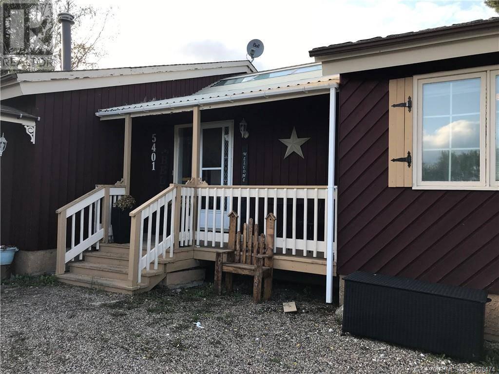 House for sale at 5401 53 Street Crescent Berwyn Alberta - MLS: GP208474