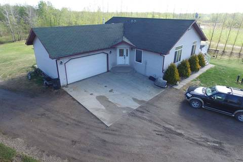 House for sale at 54013 Range Rd Rural Lac Ste. Anne County Alberta - MLS: E4139501