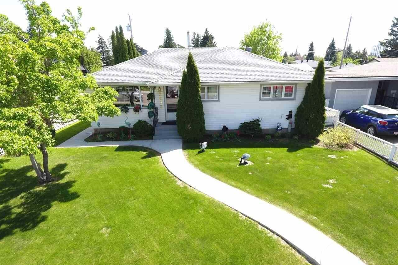 House for sale at 5403 104 Av NW Edmonton Alberta - MLS: E4191099
