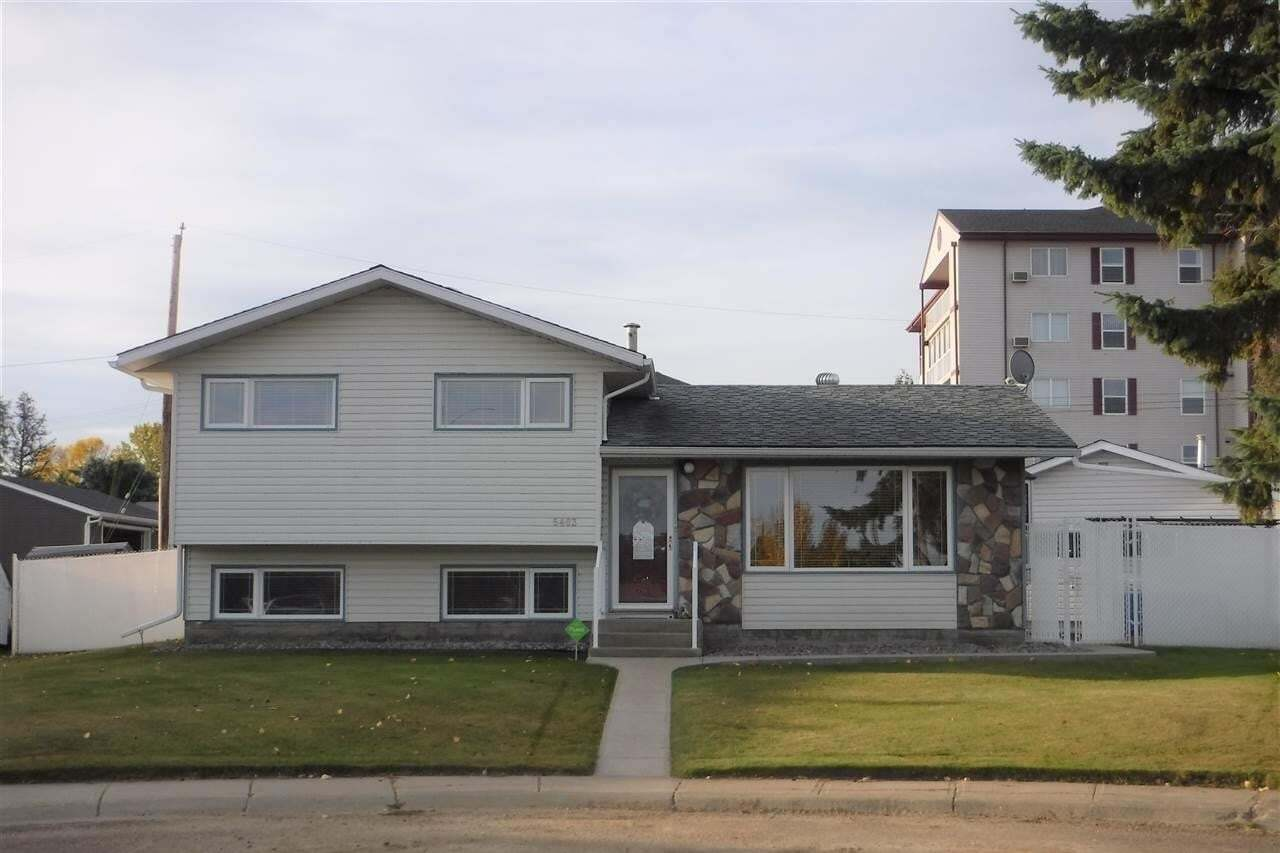 House for sale at 5403 49b St Drayton Valley Alberta - MLS: E4215442