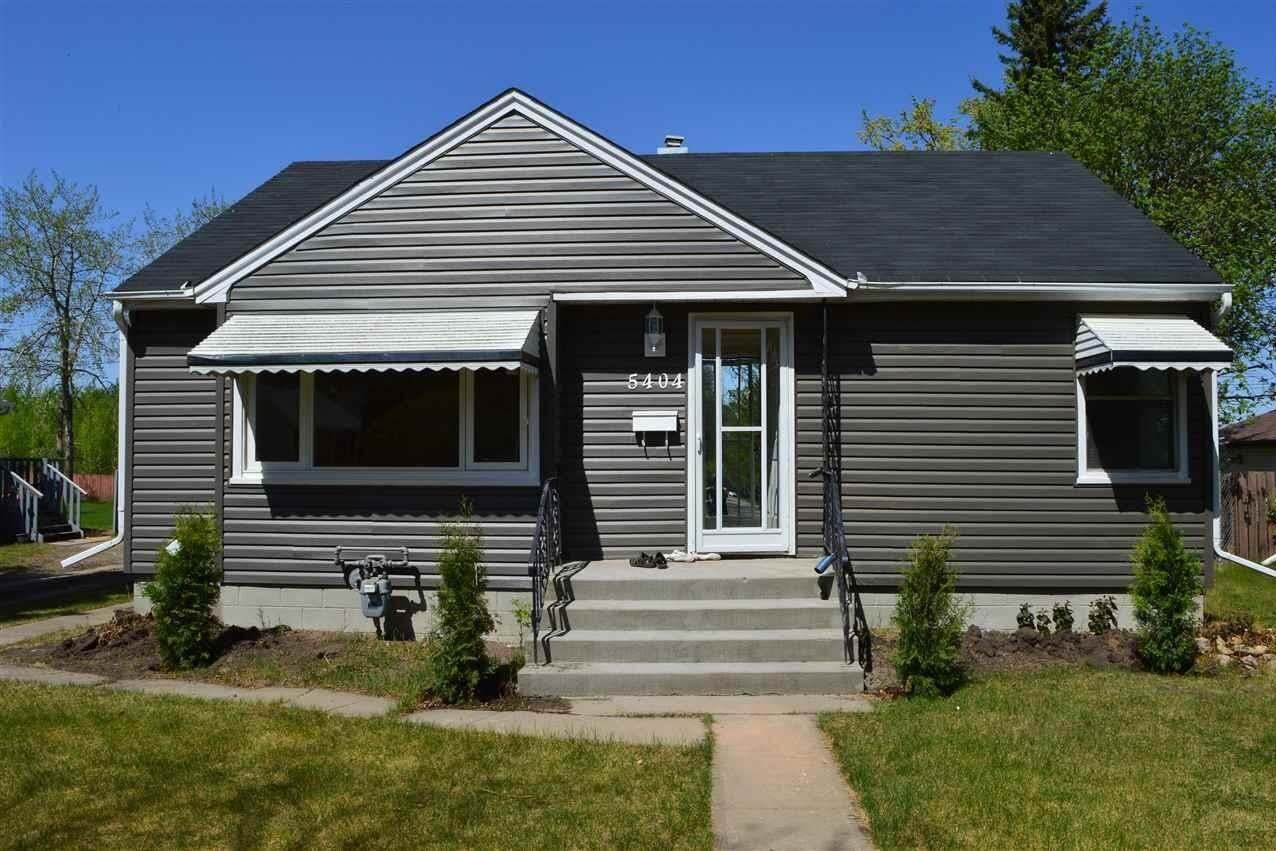 House for sale at 5404 53 Av Redwater Alberta - MLS: E4215665