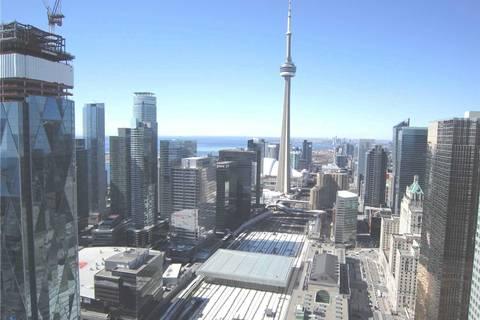 Apartment for rent at 8 The Esplanade Ave Unit 5404 Toronto Ontario - MLS: C4671383
