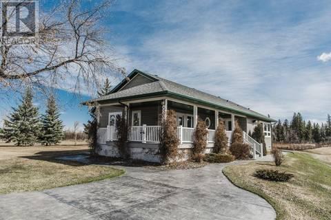 House for sale at 54049 78.2 Twp Road  Rycroft Alberta - MLS: GP204696