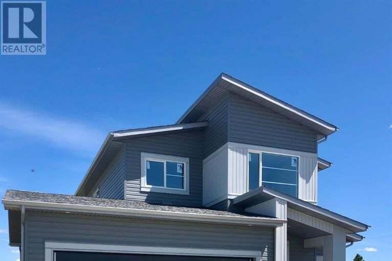House for sale at 5405 Vista Tr Blackfalds Alberta - MLS: A1004288