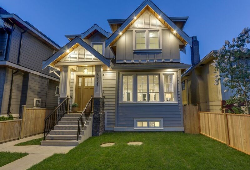 For Sale: 5406 Chester Street, Vancouver, BC | 7 Bed, 7 Bath House for $2,798,000. See 40 photos!
