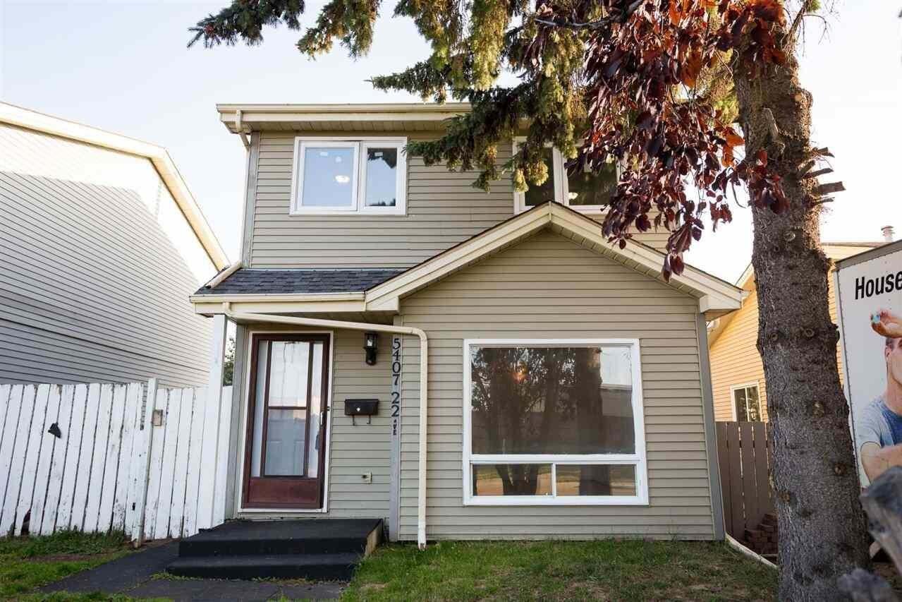 House for sale at 5407 22 Av NW Edmonton Alberta - MLS: E4214134