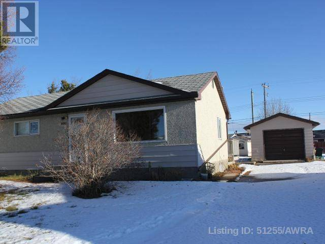 House for sale at 5407 Fir Cres Swan Hills Alberta - MLS: 51255