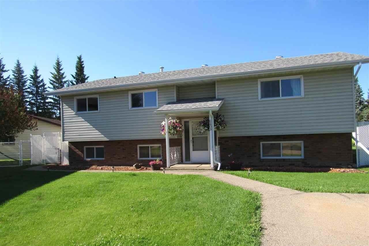House for sale at 5409 49 Ave Barrhead Alberta - MLS: E4208820