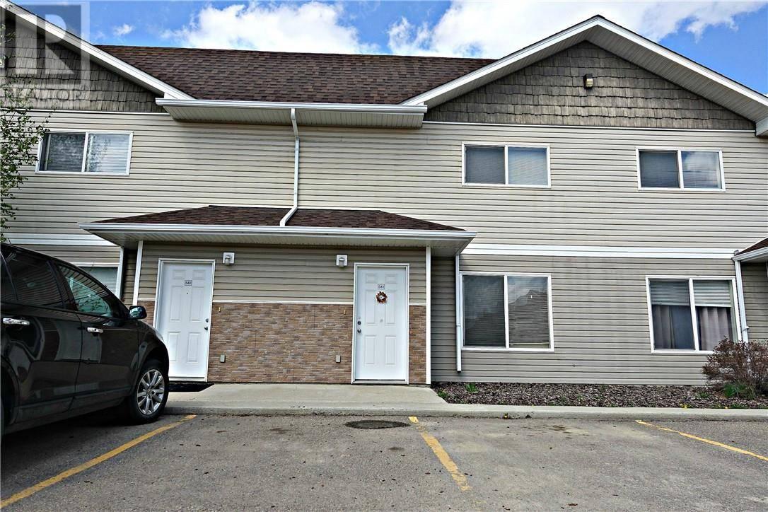 Townhouse for sale at 100 Jordan Pw Unit 541 Red Deer Alberta - MLS: ca0186541