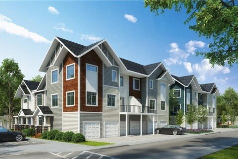 Townhouse for sale at 541 Canals Crossing SW Airdrie Alberta - MLS: A1025429