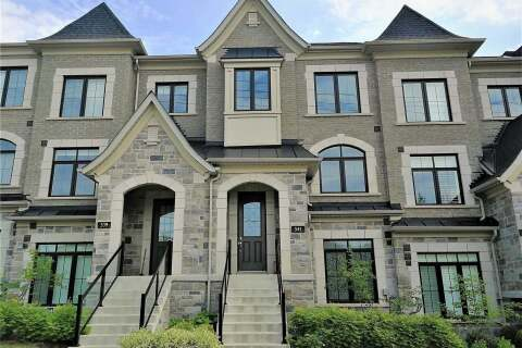 Townhouse for sale at 541 Carrville Rd Richmond Hill Ontario - MLS: N4803255