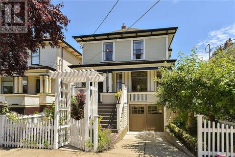 House for sale at 541 Cornwall St Victoria British Columbia - MLS: 412936