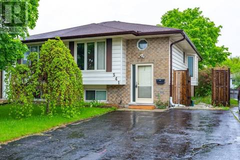 Residential property for sale at 541 Crystal Dr Peterborough Ontario - MLS: 200097