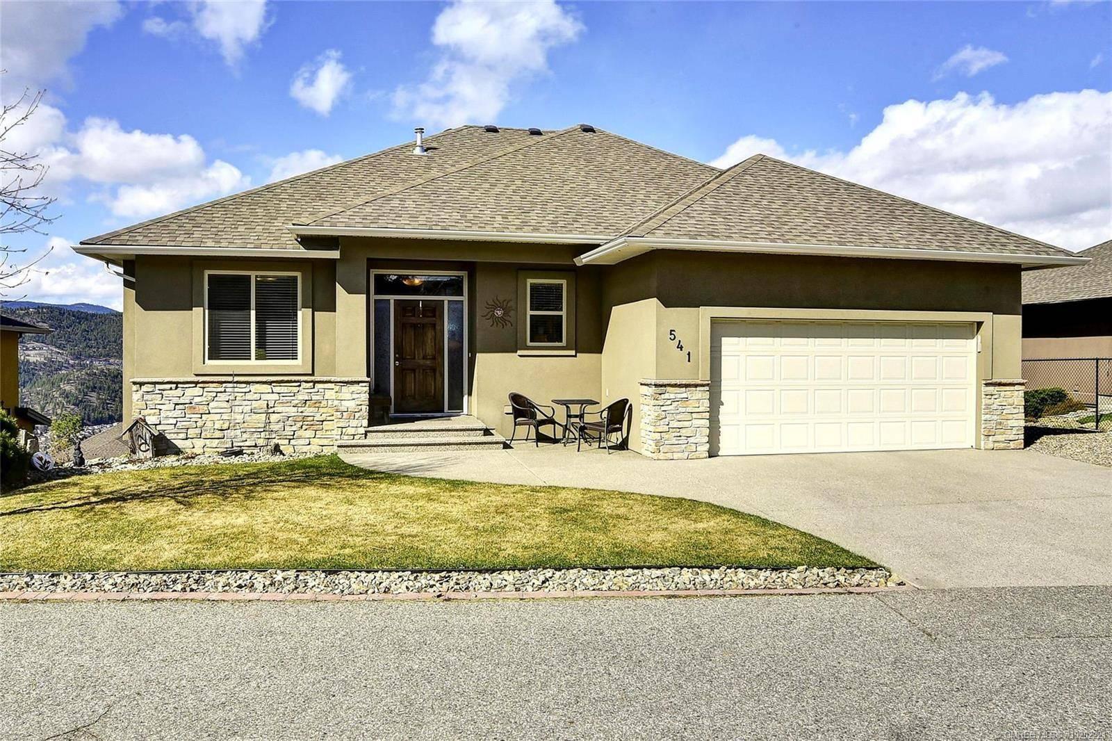 House for sale at 541 Harrogate Ln Kelowna British Columbia - MLS: 10202221
