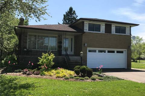 Home for sale at 541 Lyons Creek Rd Welland Ontario - MLS: X4438878