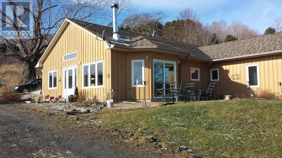 House for sale at 541 Riverview Rd Bear River Nova Scotia - MLS: 201904609