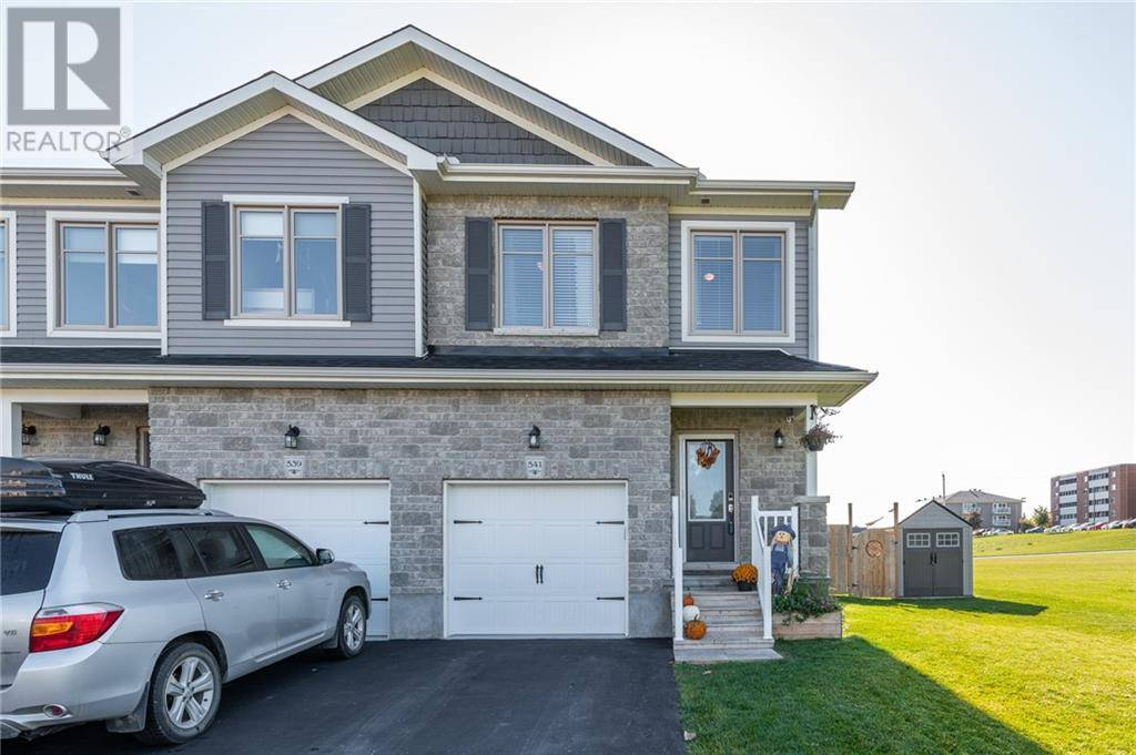 Townhouse for sale at 541 Stanley Brothers St Almonte Ontario - MLS: 1172410