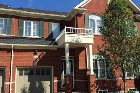 Townhouse for rent at 541 Vaughan Ct Milton Ontario - MLS: W4498059