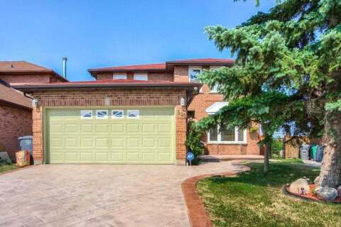 House for sale at 541 Yorkminster Cres Mississauga Ontario - MLS: W4826473