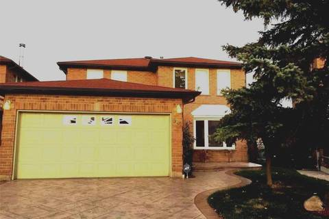 House for sale at 541 Yorkminster Cres Mississauga Ontario - MLS: W4610688