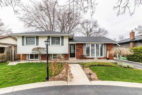 House for sale at 5411 Murray Cres Burlington Ontario - MLS: W4747964
