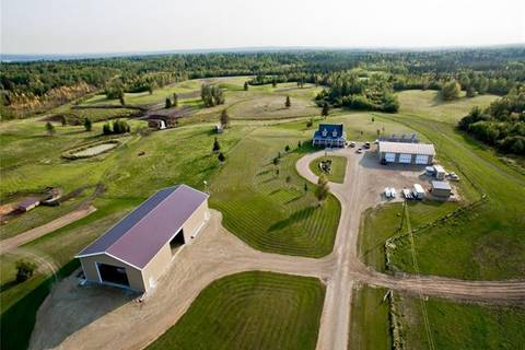 Home for sale at 54116 Rr62  Unit 54116 Rural Lac Ste. Anne County Alberta - MLS: C4295090