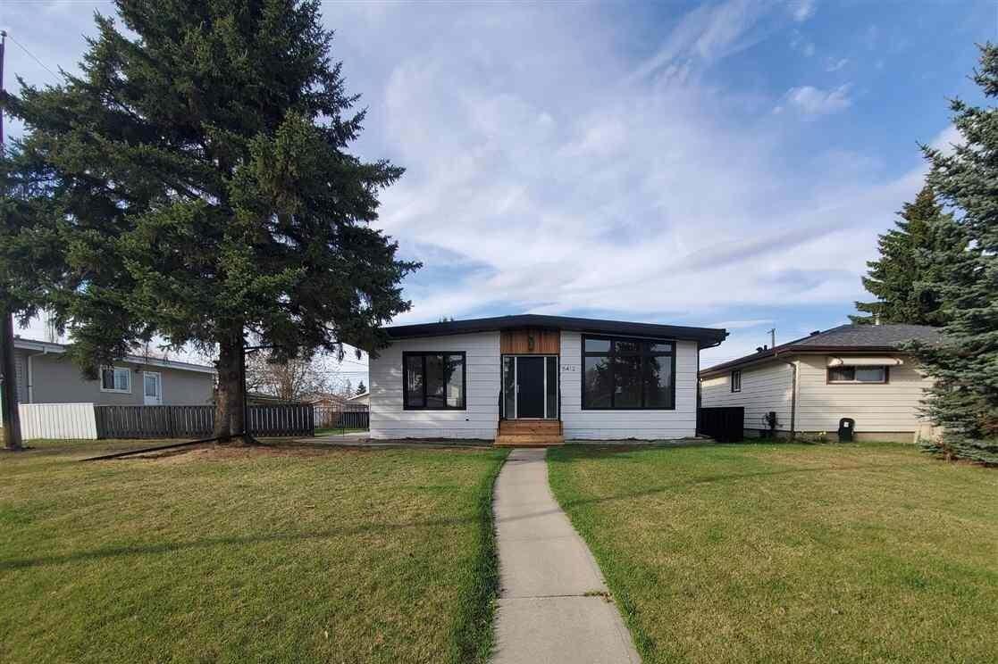 House for sale at 5412 89 Av NW Edmonton Alberta - MLS: E4204425