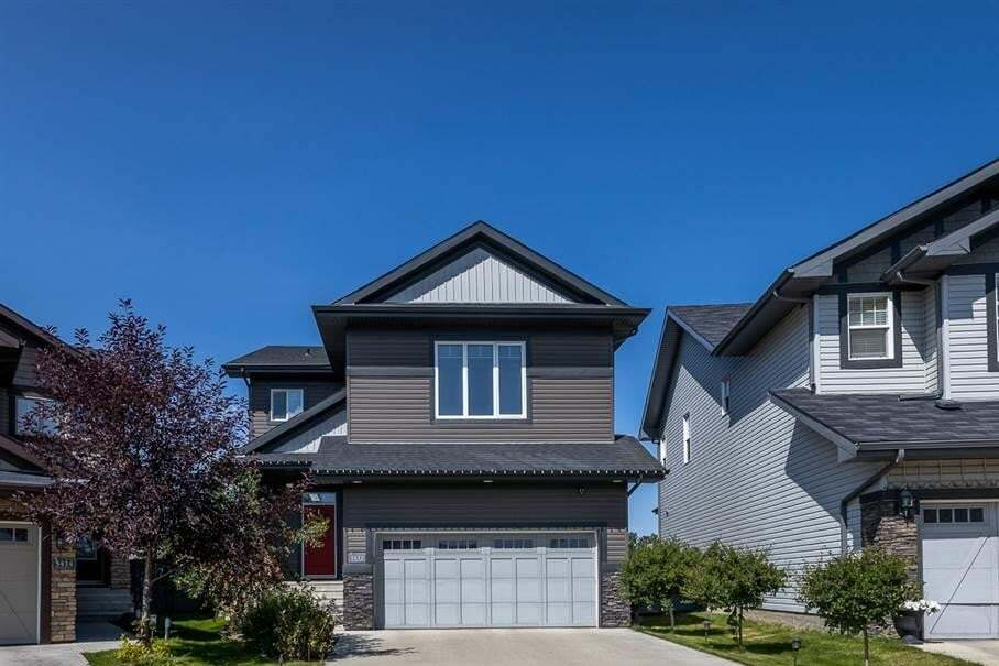 House for sale at 5412 Greenough Ba NW Edmonton Alberta - MLS: E4209919