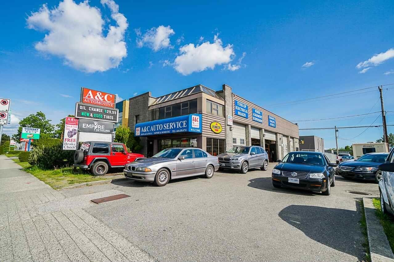 Commercial property for sale at 5412 Imperial St Burnaby British Columbia - MLS: C8032063