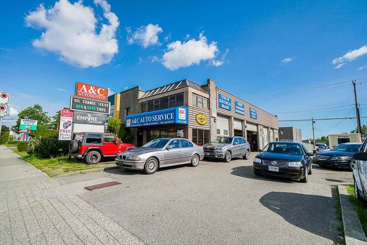 Commercial property for sale at 5412 Imperial St Burnaby British Columbia - MLS: C8034332