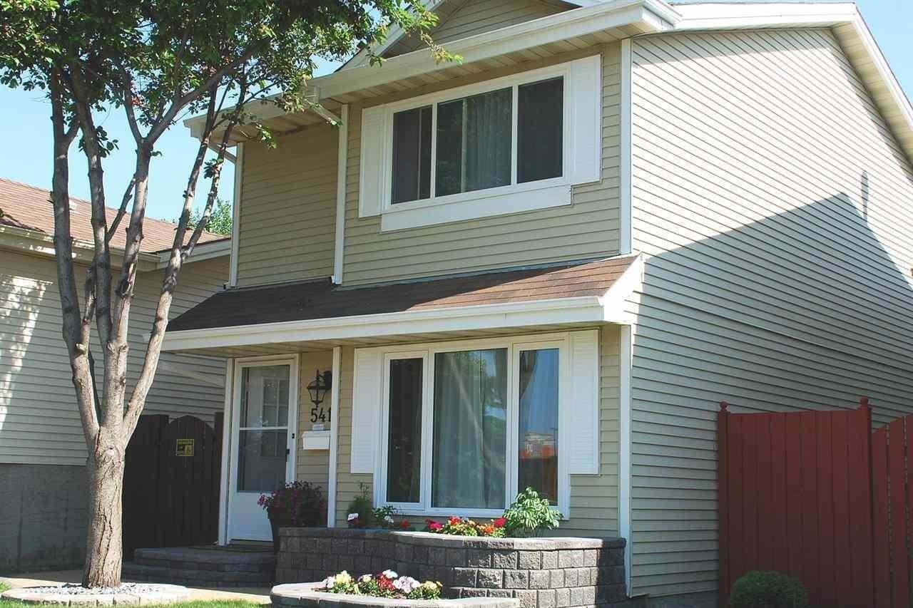 House for sale at 5413 22 Av NW Edmonton Alberta - MLS: E4205493