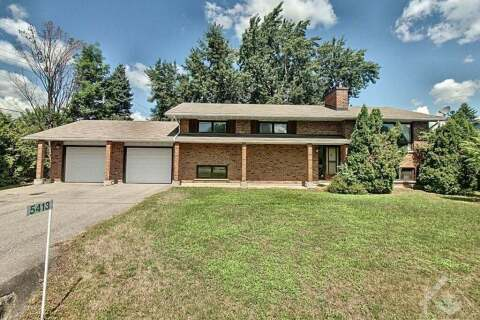 House for sale at 5413 Cuddy St Osgoode Ontario - MLS: 1203906