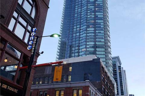 Apartment for rent at 197 Yonge St Unit 5414 Toronto Ontario - MLS: C4650801