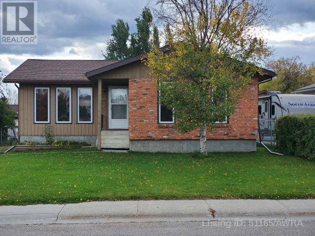 House for sale at 5415 15 Ave Edson Alberta - MLS: 51165