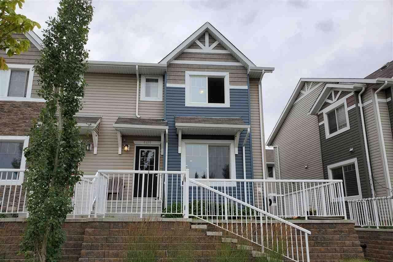 Townhouse for sale at 5415 3 Av SW Edmonton Alberta - MLS: E4211030