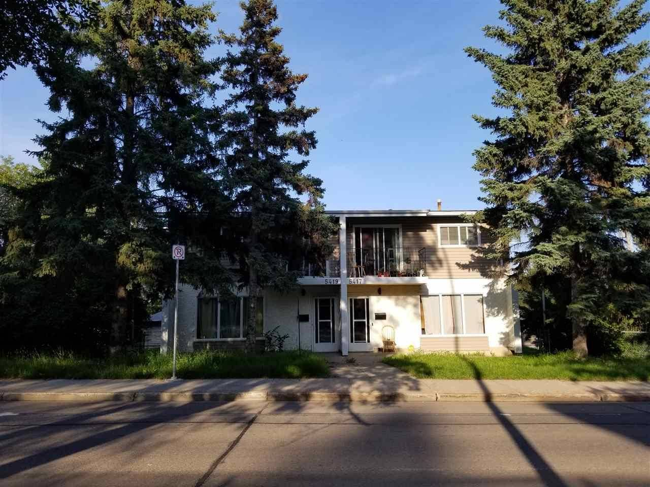 Townhouse for sale at 5419 106 St Nw Unit 5417 Edmonton Alberta - MLS: E4165082
