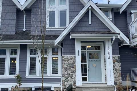 Townhouse for sale at 5418 Dolly Varden Ln Chilliwack British Columbia - MLS: R2438754