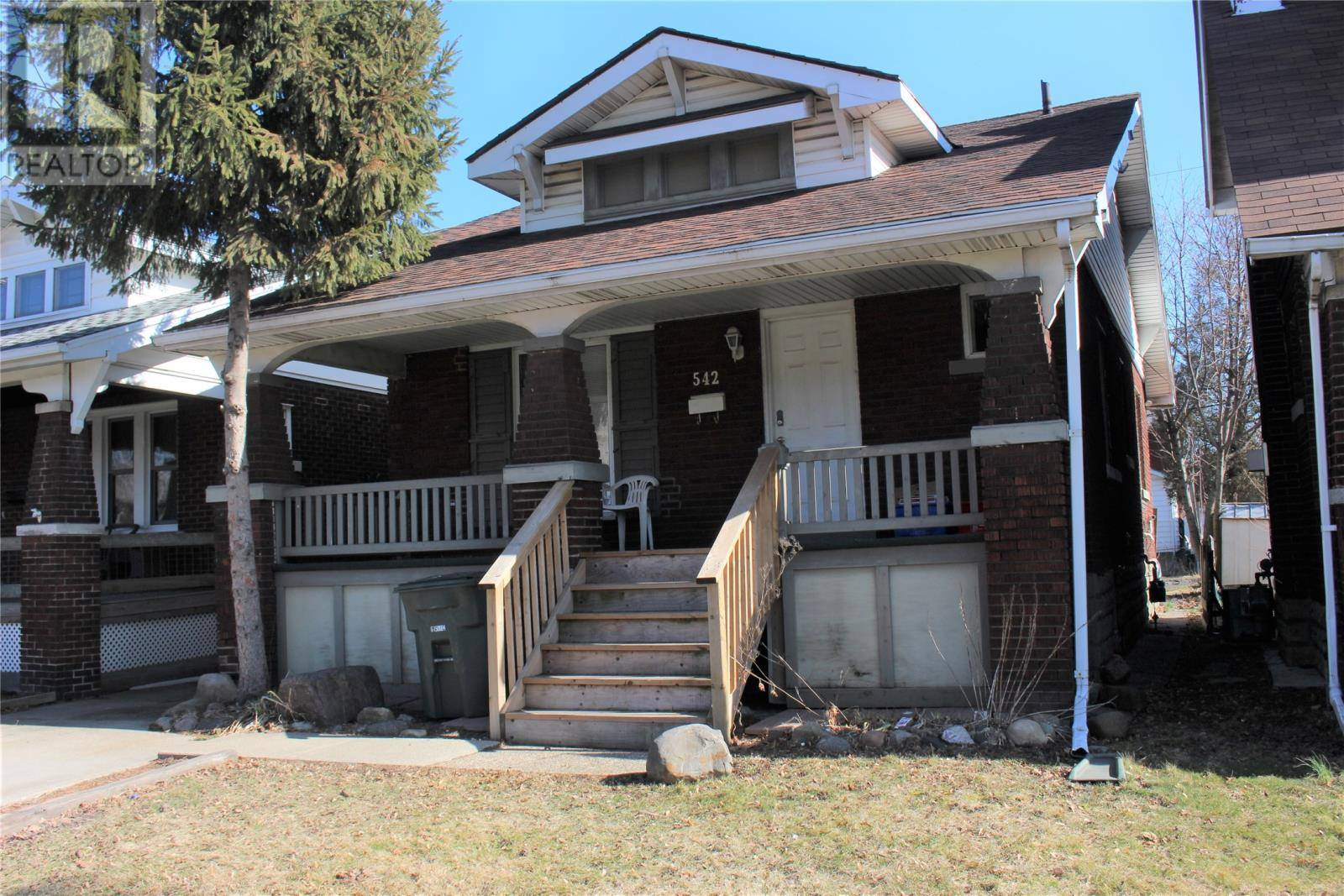 House for sale at 542 Randolph Ave Windsor Ontario - MLS: 20003716