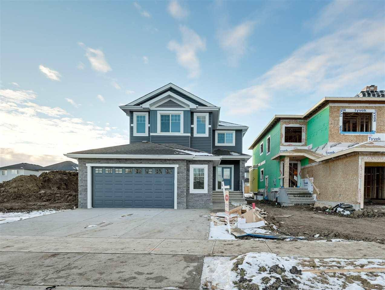 House for sale at 5420 66 St Beaumont Alberta - MLS: E4164931