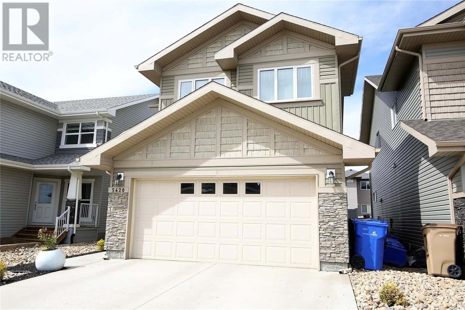 House for sale at 5420 Green Apple Dr Regina Saskatchewan - MLS: SK808979
