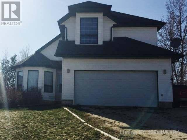 House for sale at 5420 Home St Swan Hills Alberta - MLS: 35684