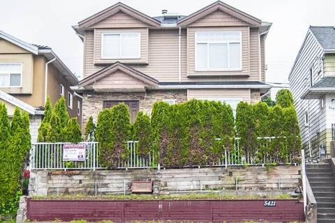 House for sale at 5421 Knight St Vancouver British Columbia - MLS: R2340773