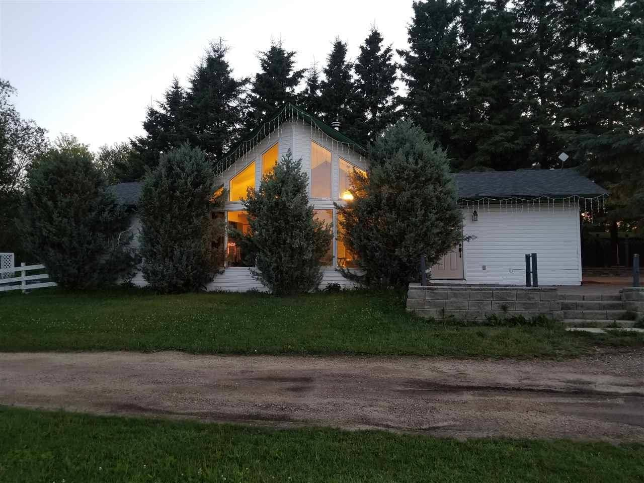 House for sale at 54212 Range Rd Rural Lac Ste. Anne County Alberta - MLS: E4154345