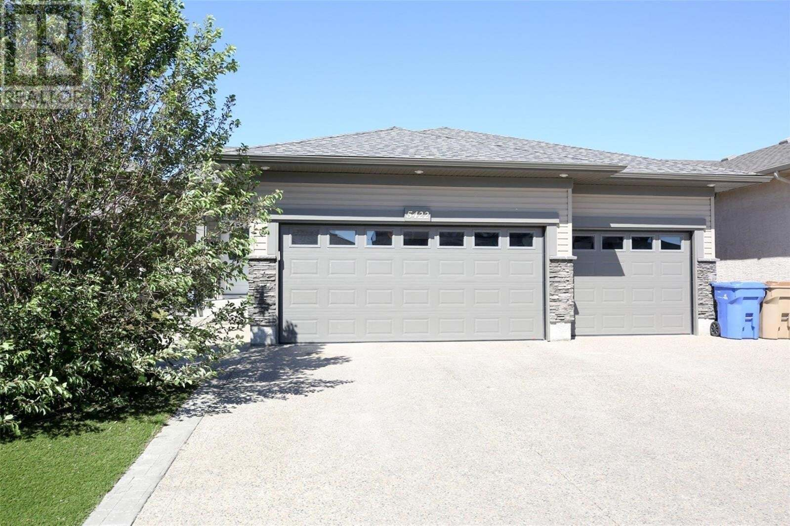 House for sale at 5422 Blake Cres Regina Saskatchewan - MLS: SK813139
