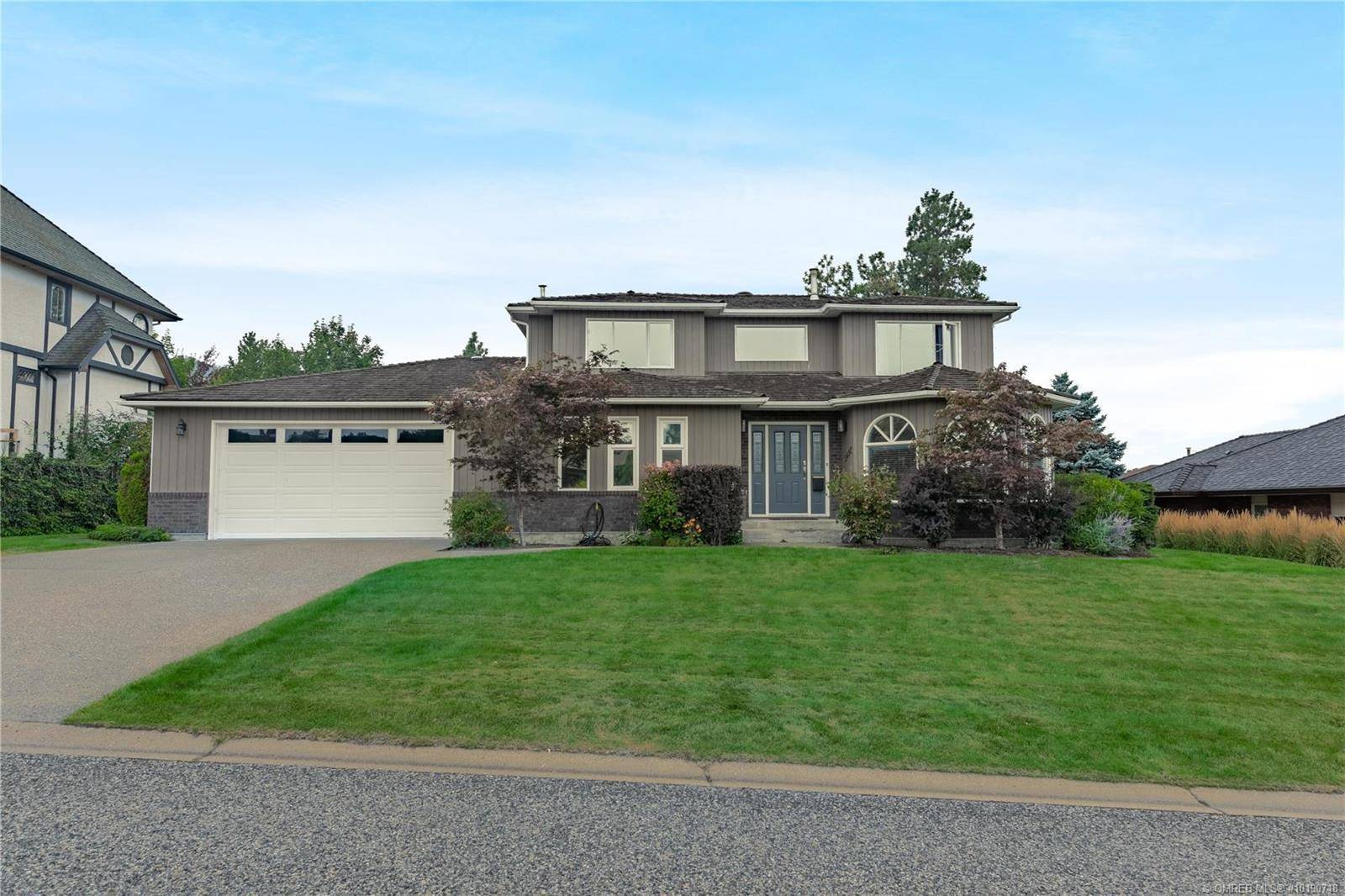 House for sale at 5422 Tanager Ct Kelowna British Columbia - MLS: 10190718