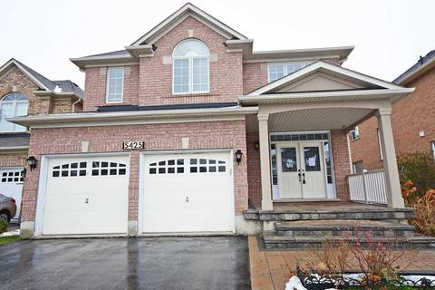 House for sale at 5425 Churchill Meadows Blvd Mississauga Ontario - MLS: W4648870