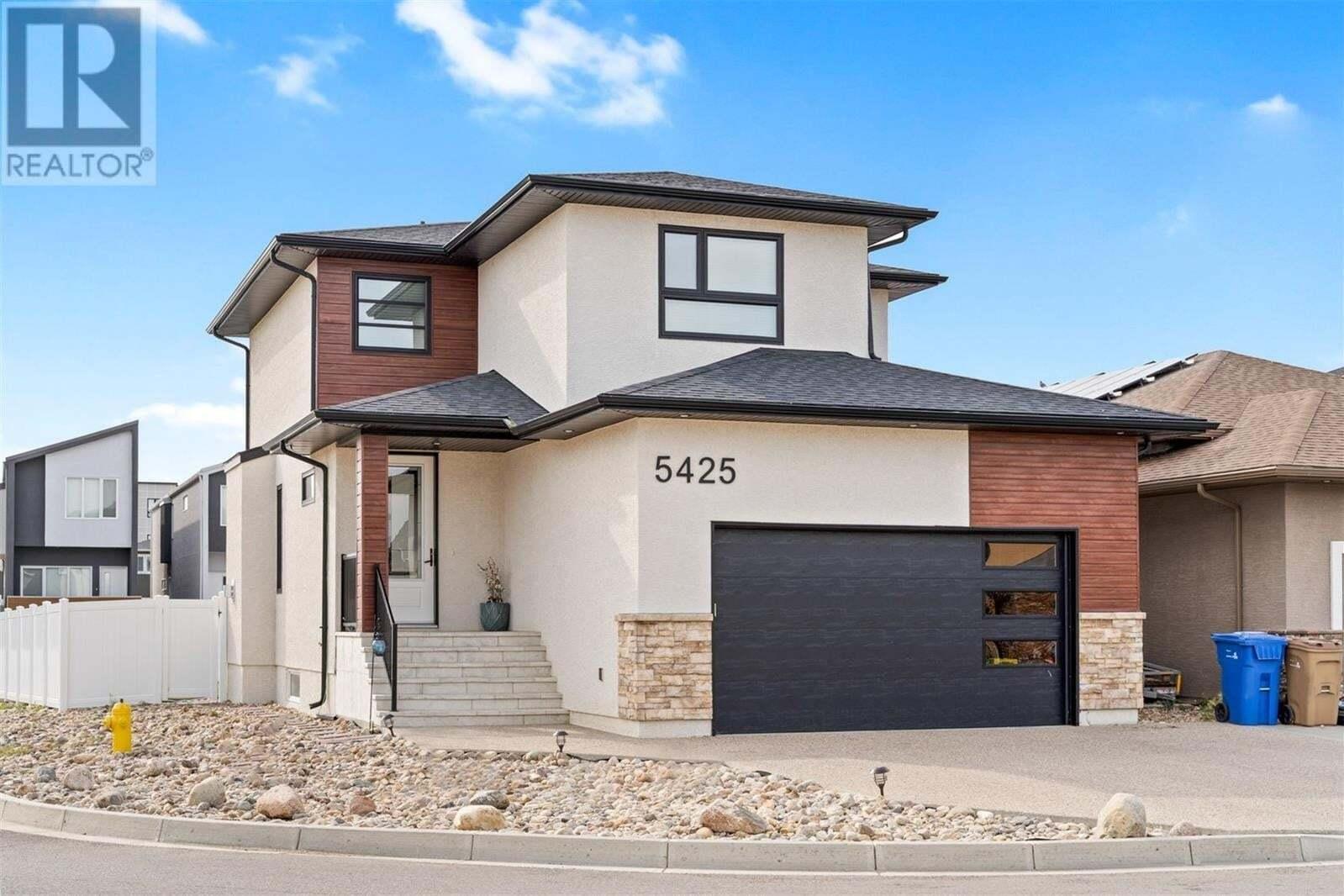 House for sale at 5425 Mckenna Cres Regina Saskatchewan - MLS: SK823335