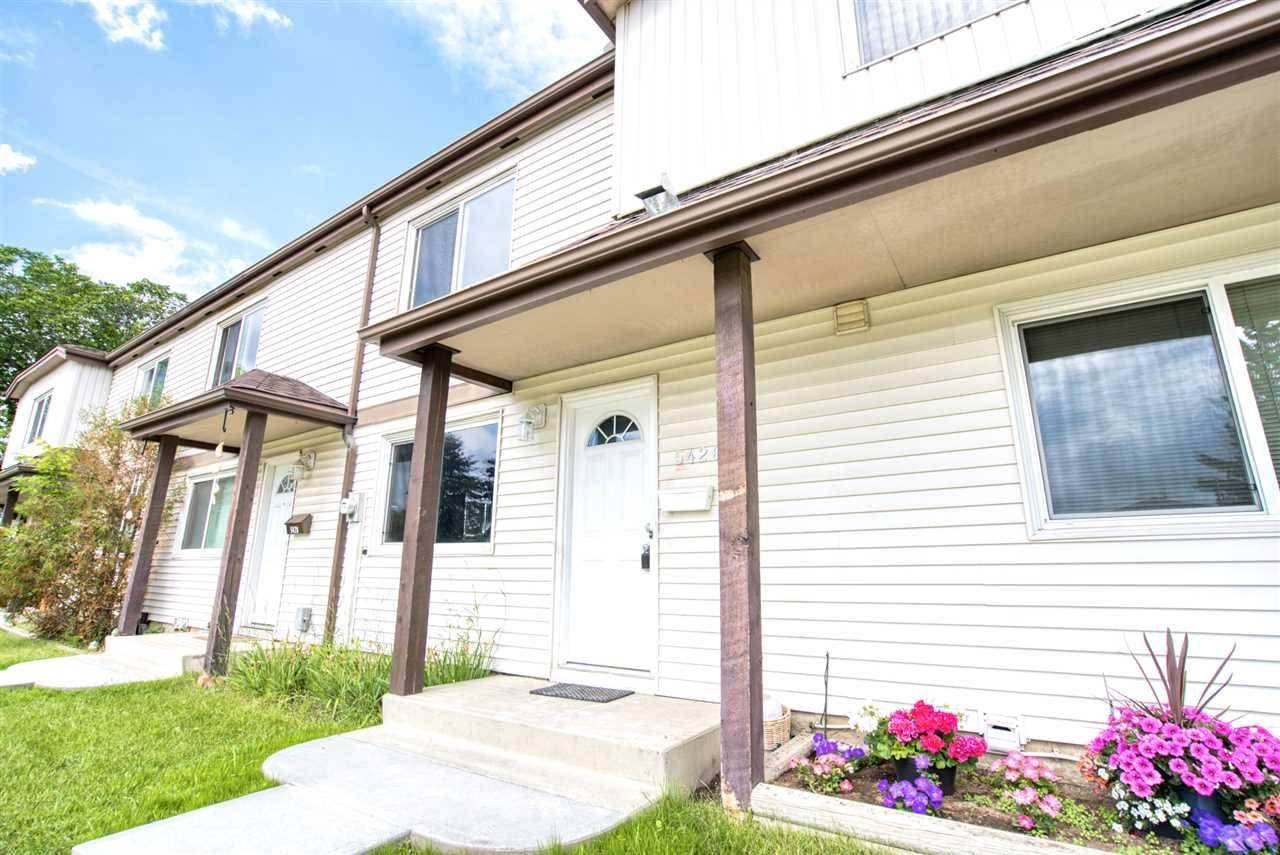 Townhouse for sale at 5426 146 Ave Nw Edmonton Alberta - MLS: E4172149
