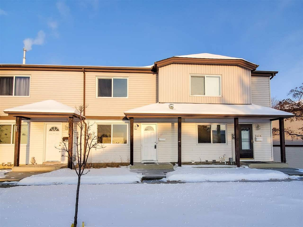Townhouse for sale at 5426 146 Ave Nw Edmonton Alberta - MLS: E4183887