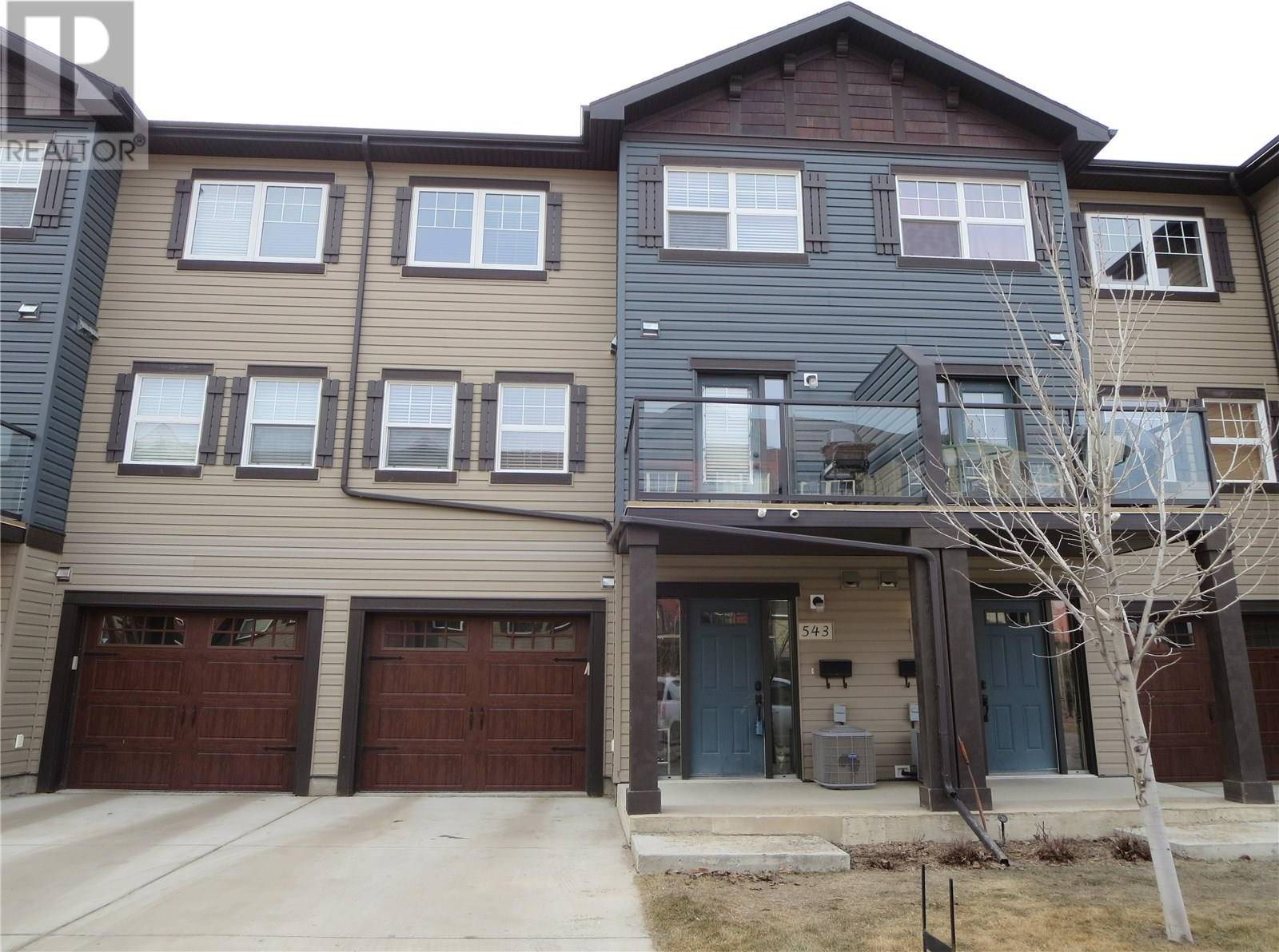 Townhouse for sale at 150 Langlois Wy Unit 543 Saskatoon Saskatchewan - MLS: SK782089